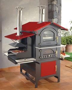 Cocinas y hornos de le a biotrafor - Parrillas y hornos a lena ...